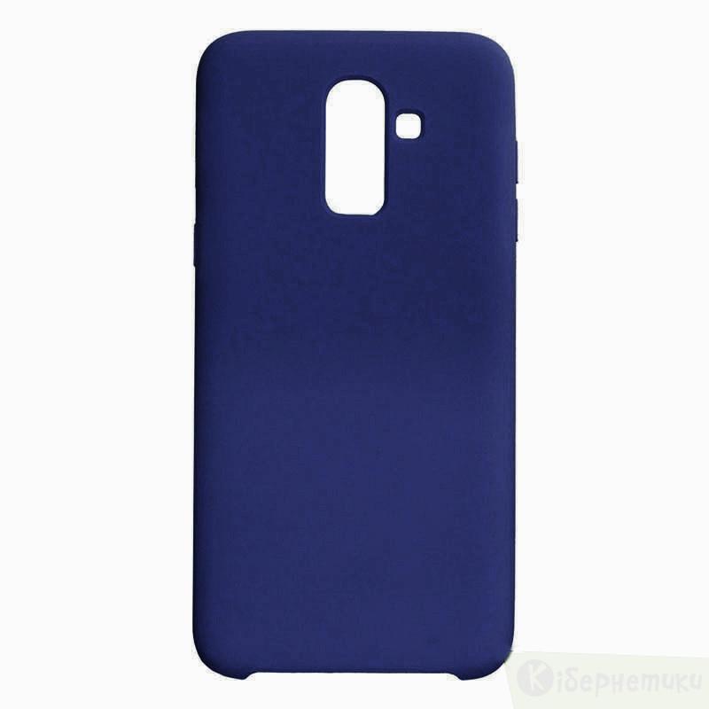Чехол Silicone Cover without Logo (AA) для Samsung Galaxy J8 (2018)