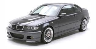 BMW 3 серия E-46 1998-2006 гг.