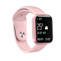 Женские смарт-часы Smart Watch FINOW Р80 Rose Gold Milan