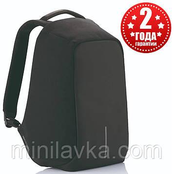 """Рюкзак міський XD Design Bobby XL Anti-Theft 17"""" Black (P705.561"""