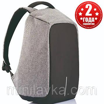Рюкзак городской XD Design Bobby XL Anti-Theft 17'' Grey P705.562
