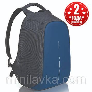 "Рюкзак міський протикрадій XD Design Bobby Compact 14"", Diver Blue P705.535"