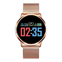 Женские смарт-часы Smart Watch PRO Q8 Original с тонометром Rose Gold