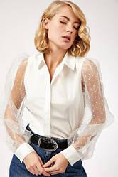 Женские рубашки оптом