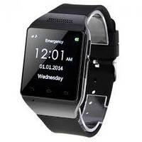 Смарт часы DZ09 Черные Original Smart Watch Смарт часи DZ09