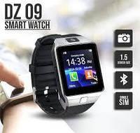 Смарт часы DZ09 Серый Original Smart Watch Смарт часи DZ09