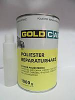 Полиэфирная смола GOLD CAR 1 л.