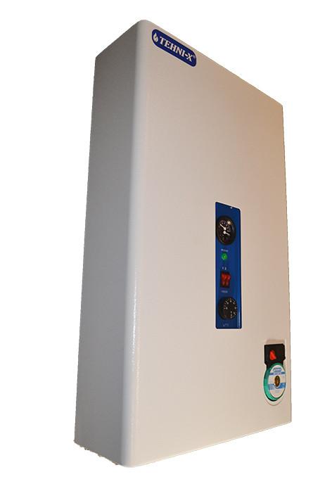 Электро котел TEHNI-X премиум РБ 7,5 кВт (220/380)