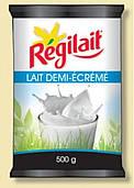 Сухе Молоко Regilait 100% (15% жирності), 500г, Франція