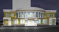 Фор-проект реконструкції магазину «ДИВО»