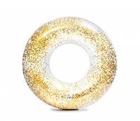 Надувной круг-тюбинг Intex 56274 Gold Sparkle KK