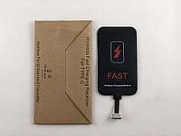 Модуль приема беспроводной зарядки Fast Receiver 2A (micro USB type C)