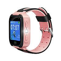 Детские смарт-часы Canyon CNE-KW21 Black/Pink