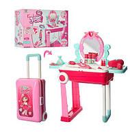 Детское трюмо 008-923 в чемодане KK