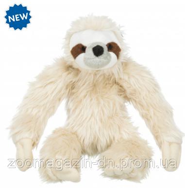Ленивец(плюш), игрушка для собак, Trixie,  35см