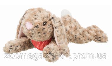 Кролик(плюш), игрушка для собак, Trixie,  47см