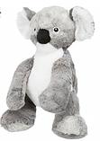 Коала(плюш), игрушка для собак, Trixie,  33см, фото 2