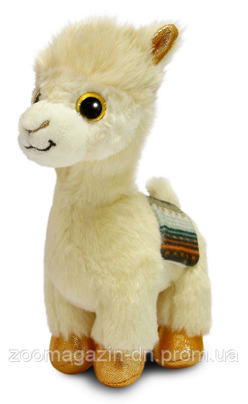 Альпака (плюш), игрушка для собак, Trixie,  22см