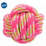 Веревочный мяч, игрушка для собак, Trixie,  6см, фото 2