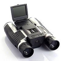 Электронный бинокль с камерой и фотоаппаратом ACEHE FS608R, 12х32, 5 Мп, HD1080P