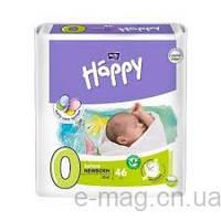 Подгузники Bella Happy Before Newborn (0-2 кг) 46 шт (5900516600716)