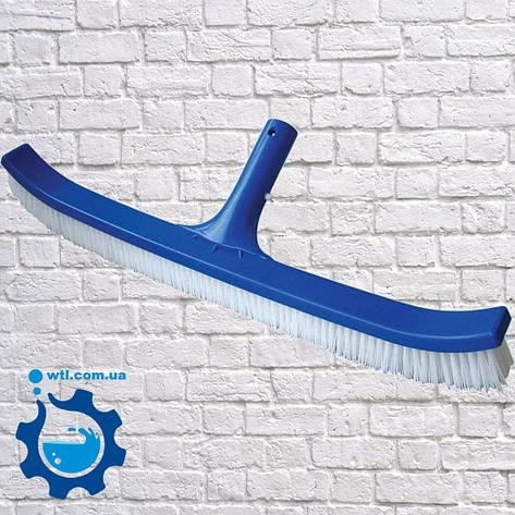 Щетка для чистки стен бассейна Kokido Classic синяя пластиковая, фото 2