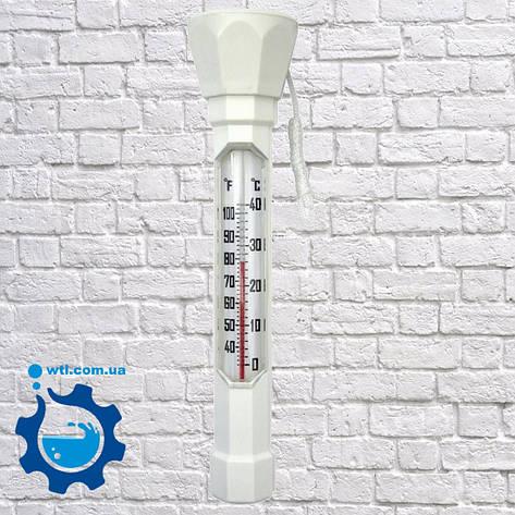 Термометр для басейну спиртової Kokido Джиммі Бій, фото 2