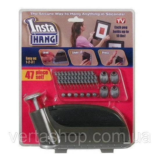 Автоматический забиватель гвоздей Insta Hang Инста Хэнг