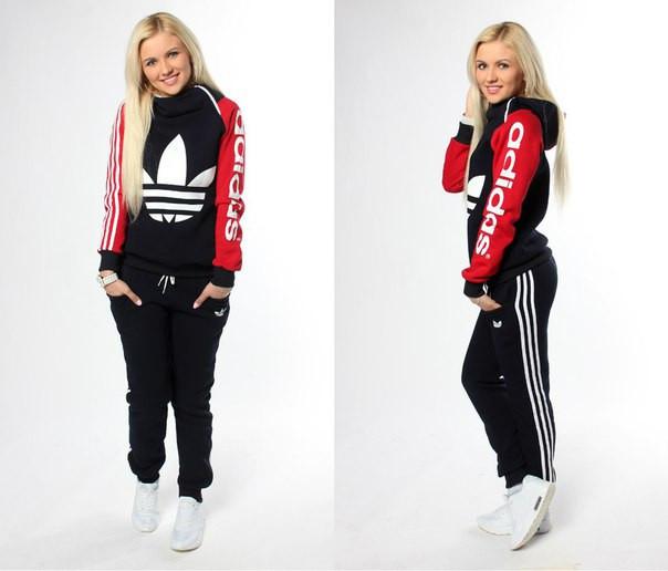 Спортивные Костюмы Женские Модные Купить Недорого