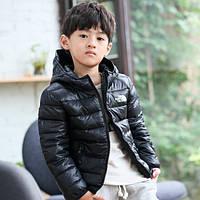 Куртка детская демисезонная на пуху
