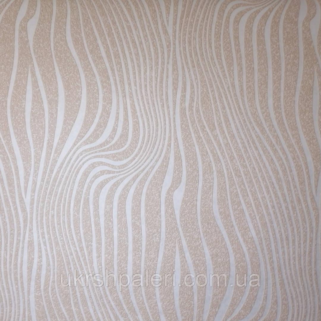 Обои Зебра 1231-01 виниловые на флизелиновой основе ширина 1.06,в рулоне 5 полос по 3 метра.