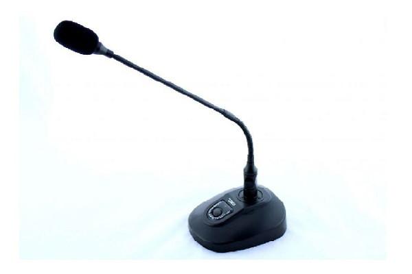 Микрофон для конференций UKC MX-522C с гибким держателем