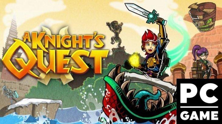 A Knight's Quest PC PC