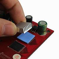 10x Термопрокладка под радиатор 15x15x1мм, силикон