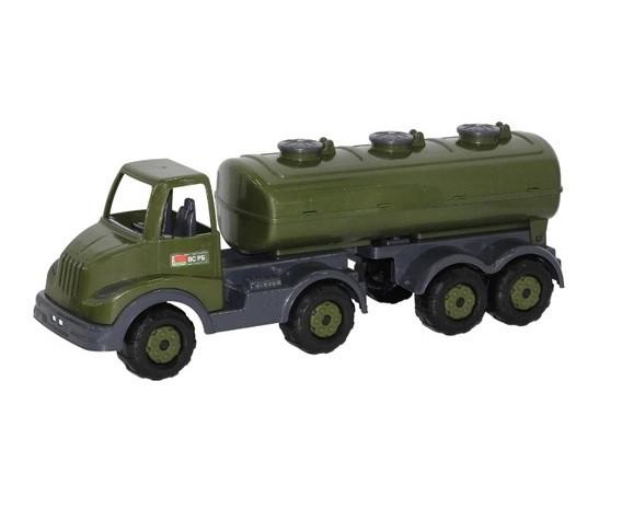 """Автомобіль """"Муромець"""", військовий з напівпричепом-цистерною (РБ)540х165х193 Polesie (Полесье) 49117"""