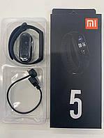 Фитнес браслет Xiaomi Mi Band 5 | Реплика                  умный фитнес трекер, смарт часы M5 Fit Smart