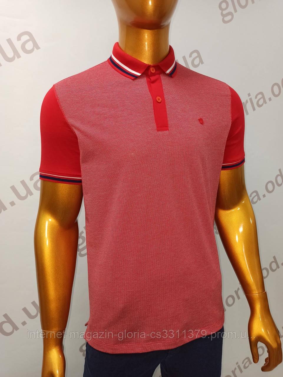 Мужская футболка Поло, MСL . PSL-26835. Размеры: M,L,XL,XXL.
