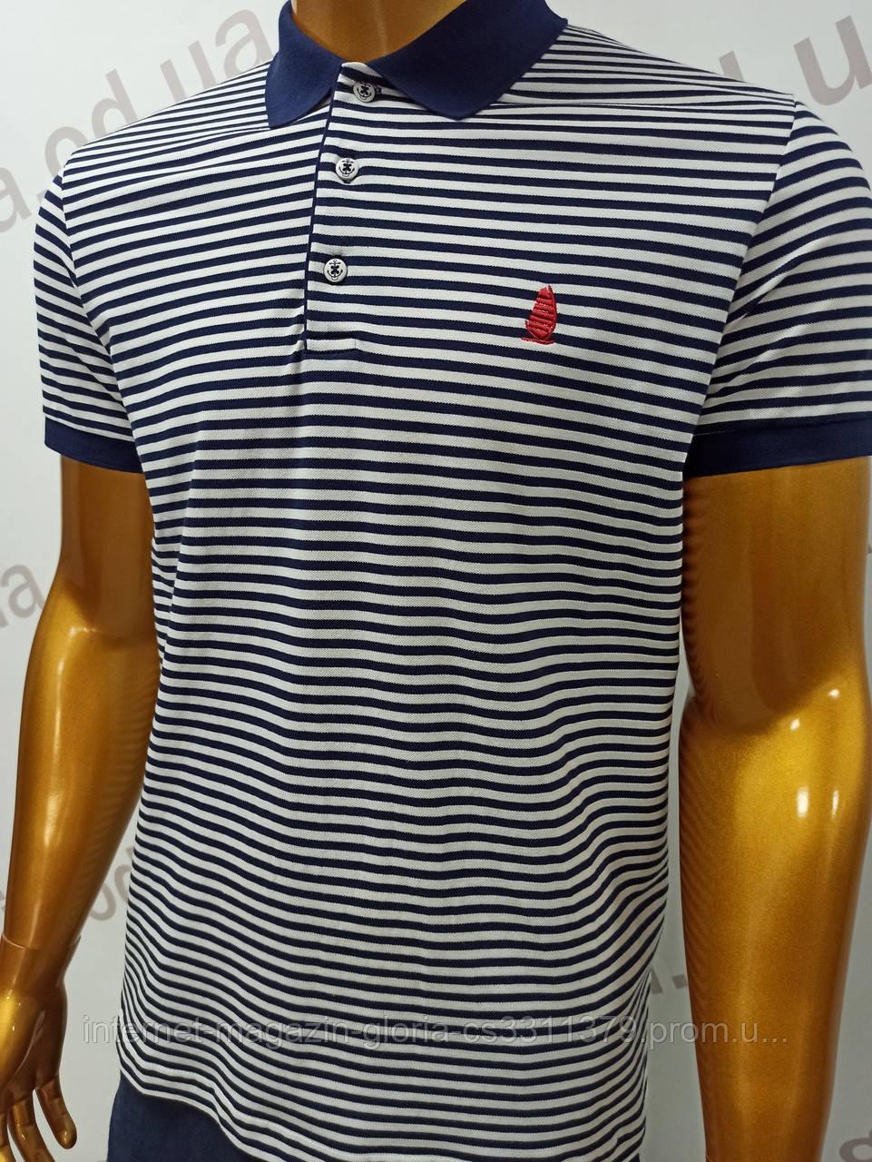 Мужская футболка поло Tony Montana. PSL-1003(tmp241-8). Размеры: M,L,XL,XXL.