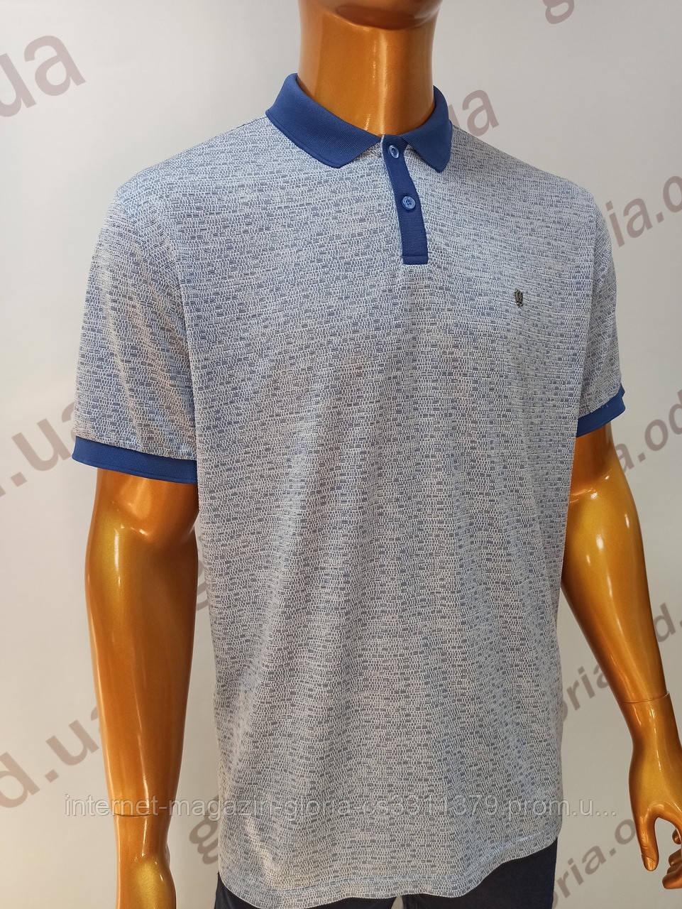 Мужская футболка поло Tony Montana. PSL-5016. Размеры: M,L,XL,XXL.