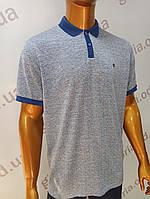 Мужская футболка поло Tony Montana. PSL-5016. Размеры: M,L,XL,XXL., фото 1