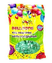 """Кульки 2,8 грам, 12 """", перламутрові 100шт кольору: Темно-зелений"""