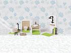 Набор мебели (ванная комната) для кукольного дома PlayTive Junior, фото 2