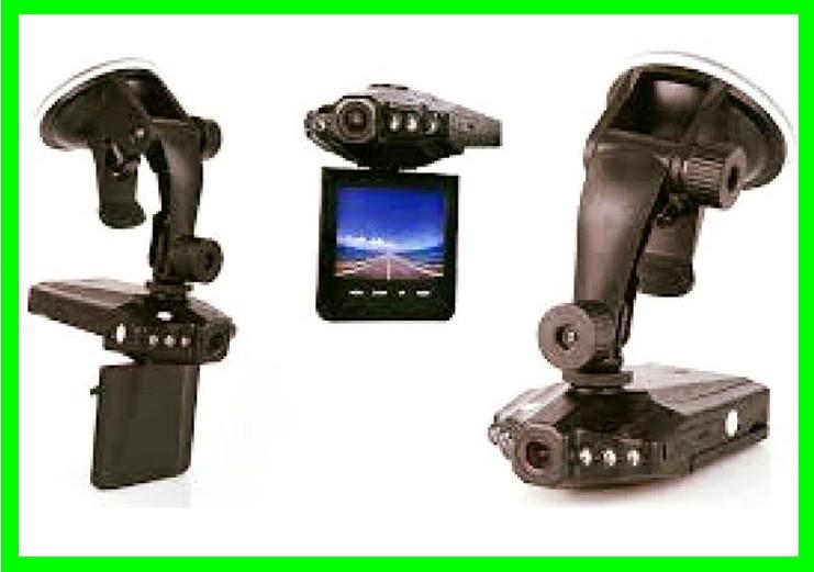 Видеорегистратор с Поворотным Экраном (ВидеоОбзор)