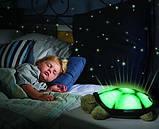 Ночник Звёздное Небо Большая Плюшевая Черепаха  Детский Ночной Проектор, фото 2