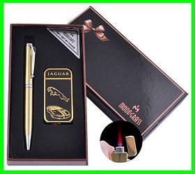 Подарочный Набор Ручка и Зажигалка JAGUAR