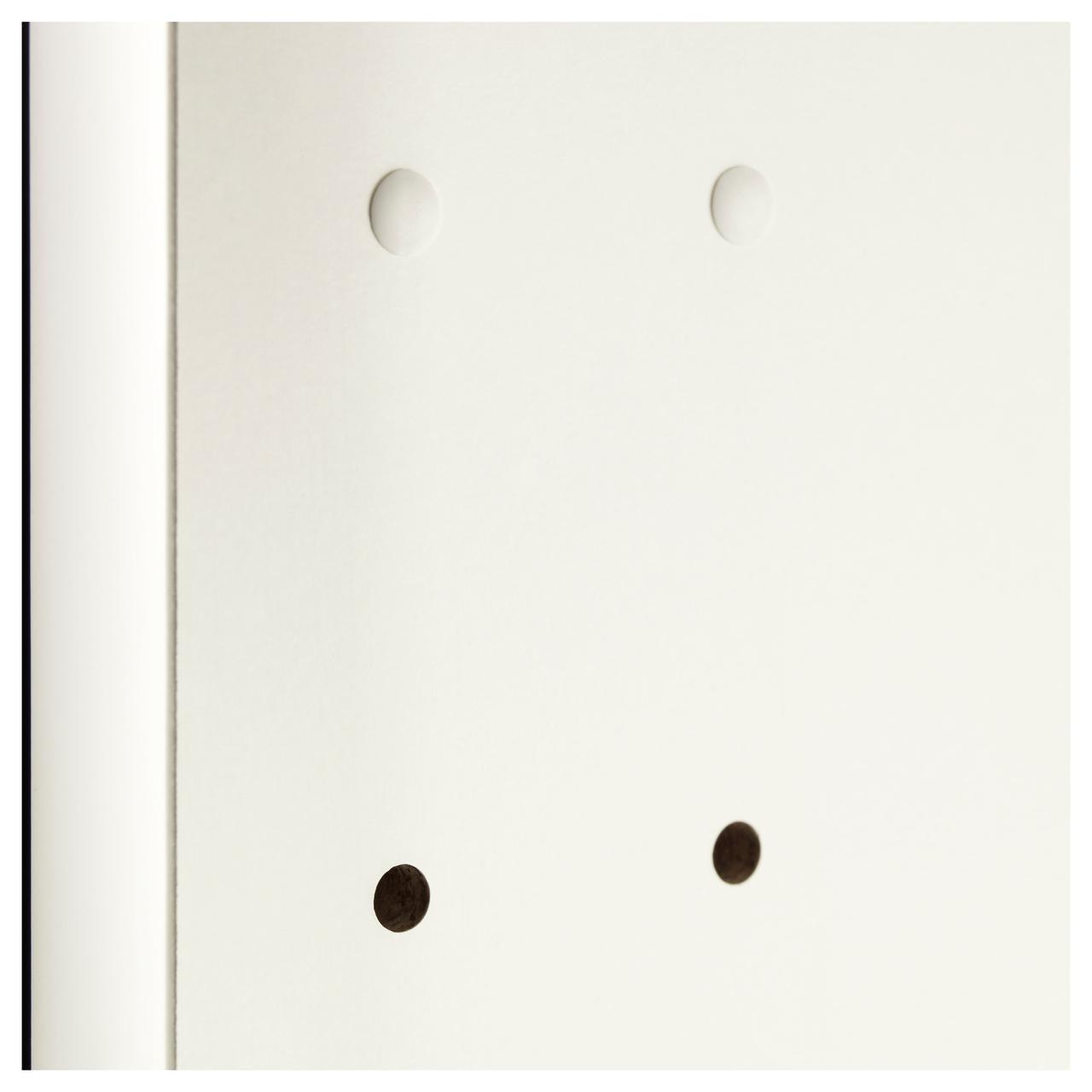 IKEA  VARIERA ( 002.263.15)  Заглушка, білий