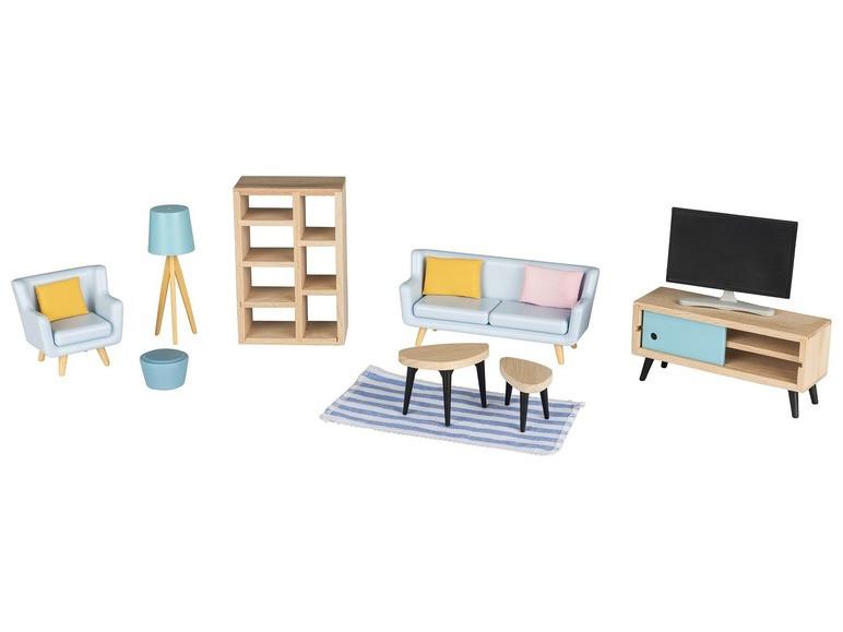 Набор мебели (гостиная) для кукольного дома PlayTive Junior