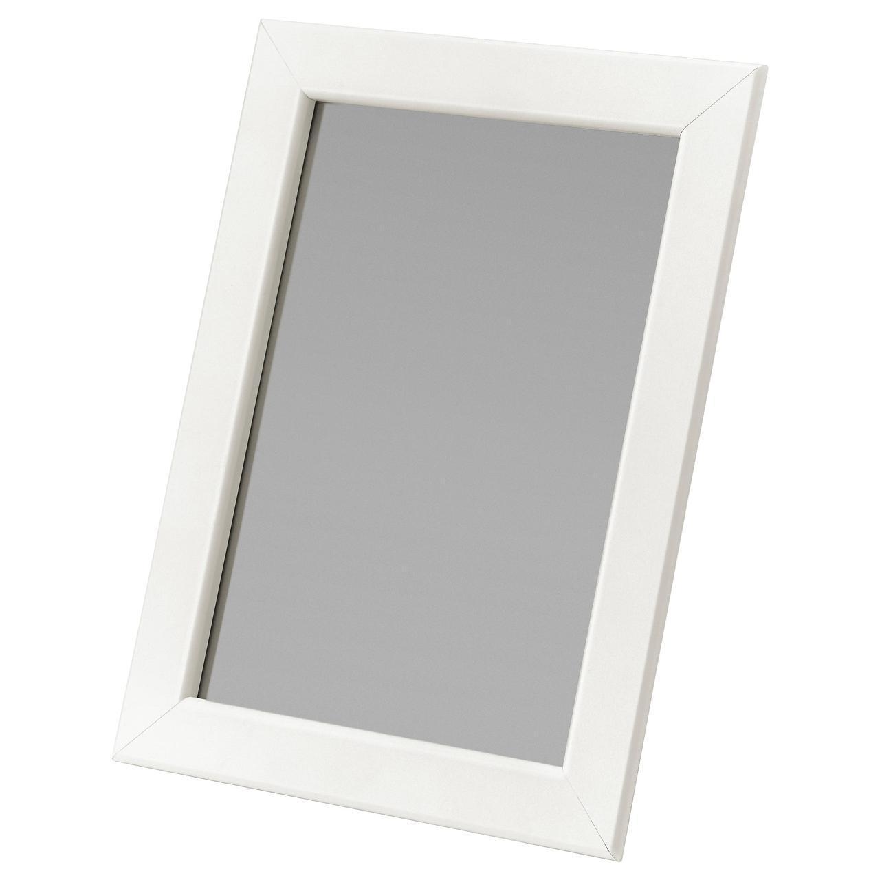 IKEA FISKBO (902.956.63) Рамка, білий 13x18 см
