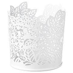 IKEA SAMVERKA ( 503.887.15) Підсвічник для свічки-таблетки 8 см