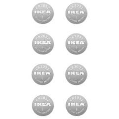 IKEA PLATTBOJ ( 802.911.56) Літієва батарейка CR2032 3 В